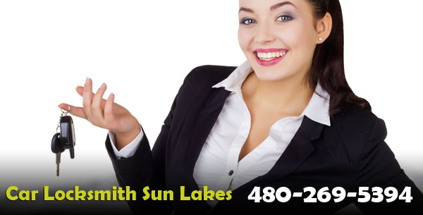 Car Locksmith Sun Lakes AZ